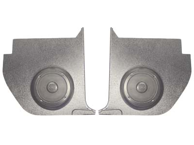 60-65 Falcon Kick Panels w/ Pioneer Speakers, Convertible