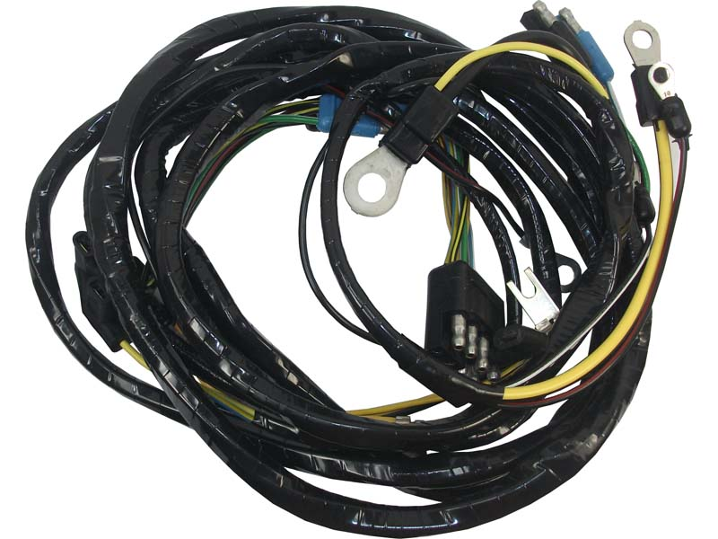 ford falcon wiring harness solidfonts create a custom efi installation complete wiring harness