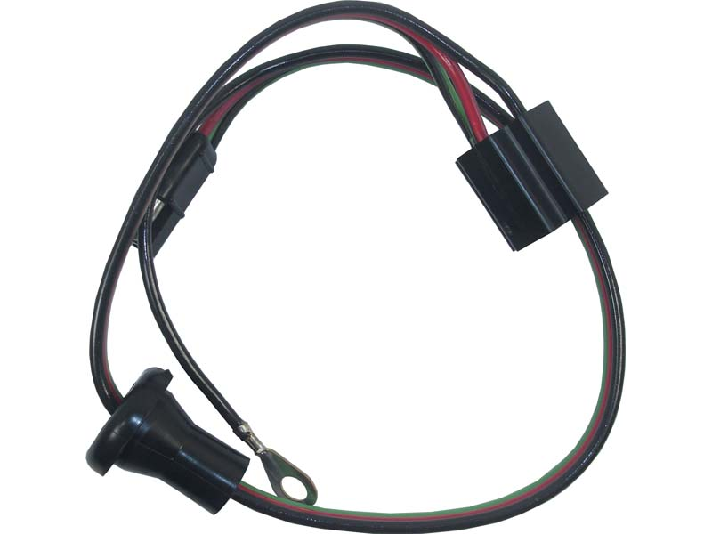 64-65 falcon headlight extension wiring harness (alloy metal's brand,  concours version)