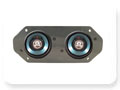 Kenwood Dual Front Speakers